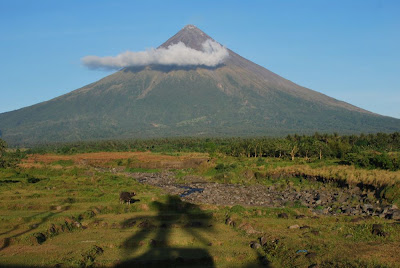 Mighty Mayon Volcano