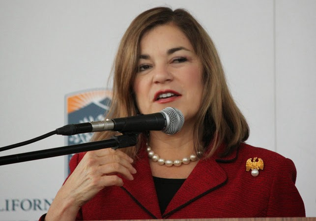 Loretta Sanchez is no moderate Democrat