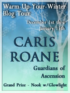 Caris Roane's Warm Up Your Winter Blog Tour