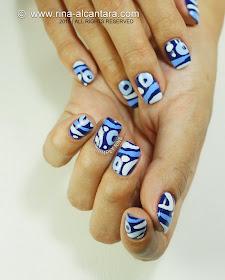Blue Hoo by Simply Rins