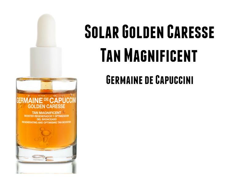 Bronzeamento Natural: Ativador de Bronzeado Solar Golden Caresse