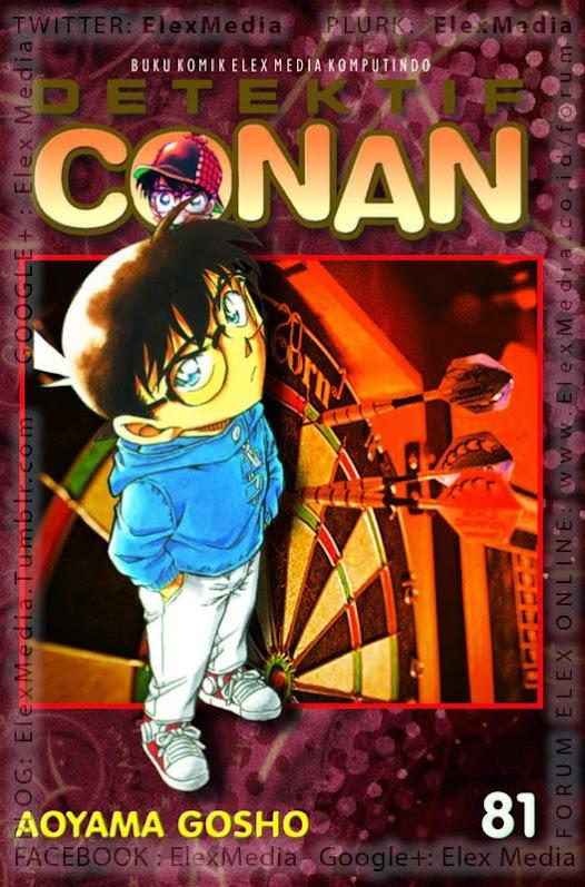 Print Page Detektif Conan Gosho Aoyama