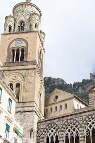 çan kulesi, Duomo di Amalfi