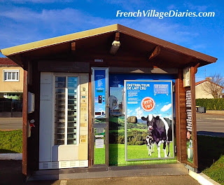 French Village Diaries #AllAboutFrance blog linky France raw milk