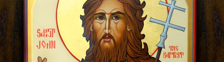 John the Baptist: defender of marriage
