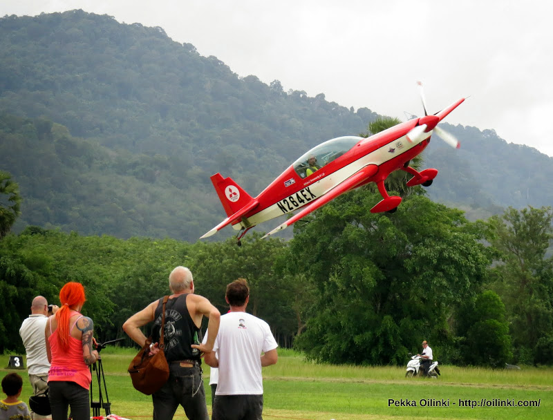 US Independency day festival at Phuket Airpark