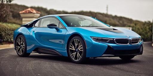 BMW i8 Protonic Blue: Đẹp ngỡ ngàng 3