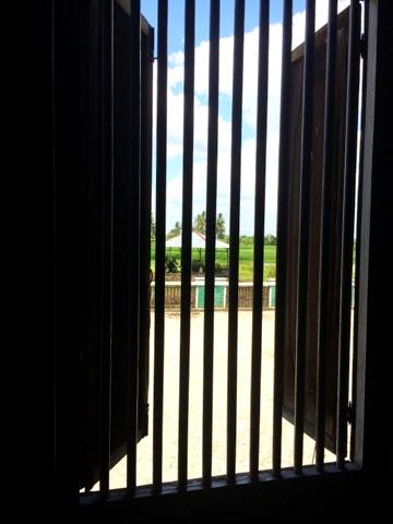 Jendela tampak dari dalam