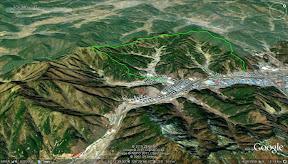 마산 화개산 삼자봉 화개지맥 산행