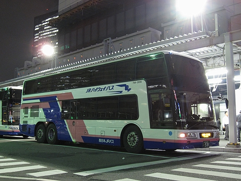 西日本JRバス「ドリーム大阪号」