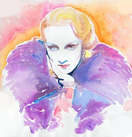Marlene Dietrich, de Cate Parr