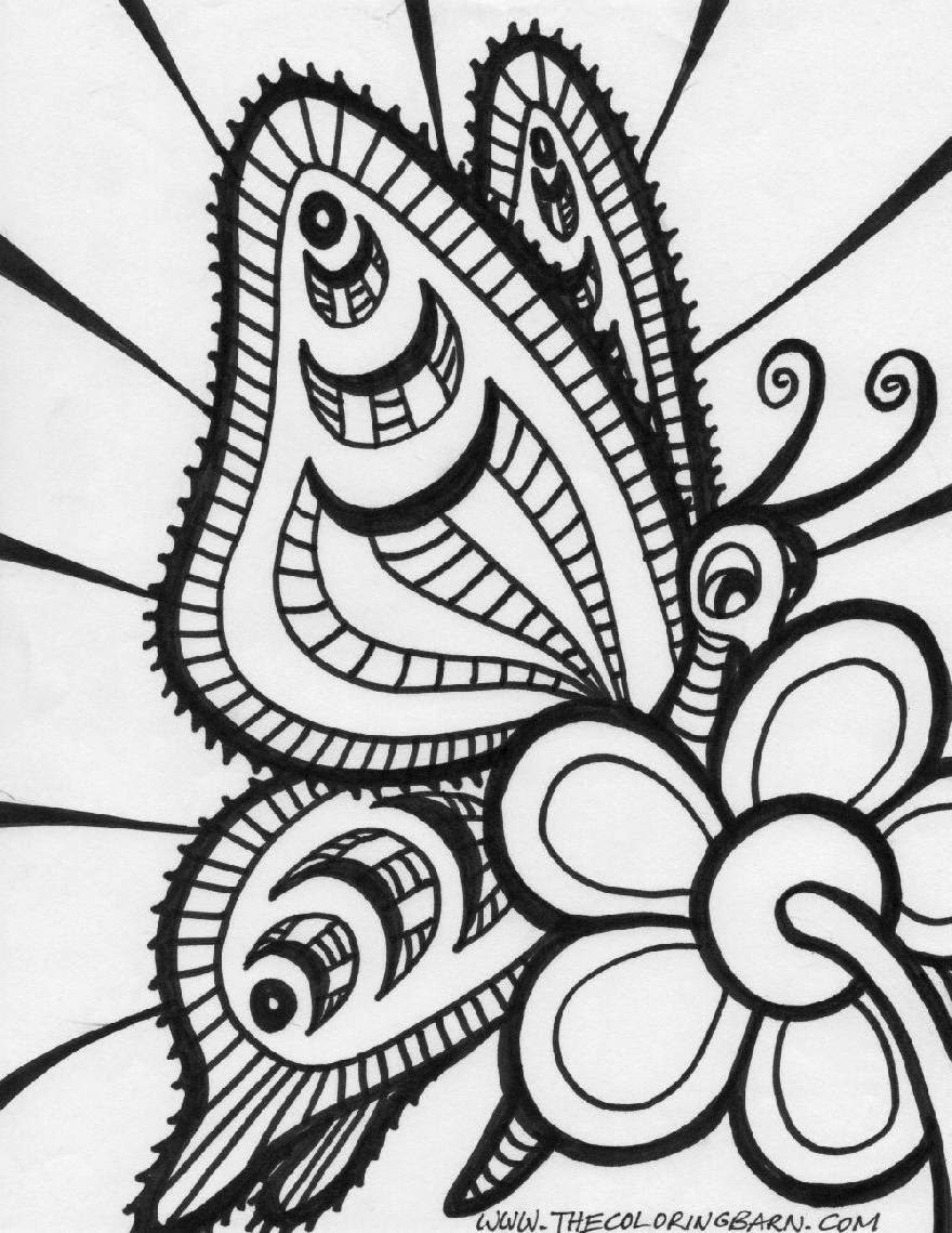 dododetour free printable coloring pages for adults 2015