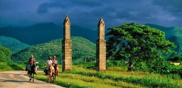 Férias em Trinidad, Cuba