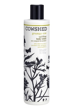 Cowshed Grumpy Cow Uplifting Body Lotion Review  by Best Beauty Buys - Beauty Products Reviews