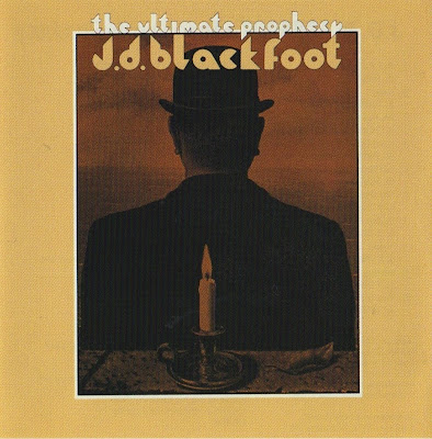 J. D. Blackfoot - 1970 - The Ultimate Prophecy