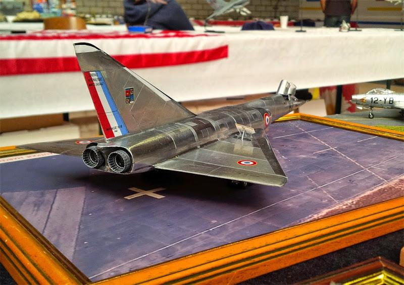 GAMD Mirage IV B. Un gros mirage IV, en scratch et au 72 Xpopdr11
