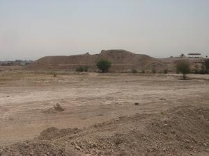 Jericho - תל יריחו - שנכבש בנס על ידי ישועה בן-נון