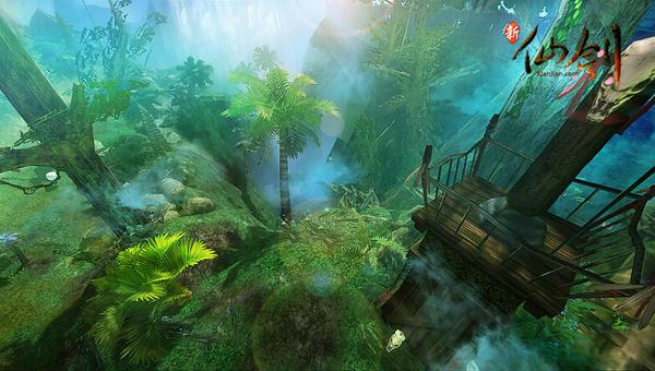 Webgame Tân Tiên Kiếm tìm đường đến Việt Nam 8