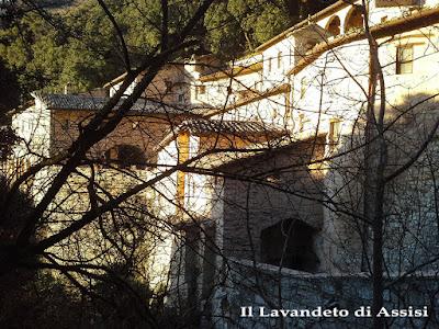 Da vedere Assisi Eremo delle Carceri