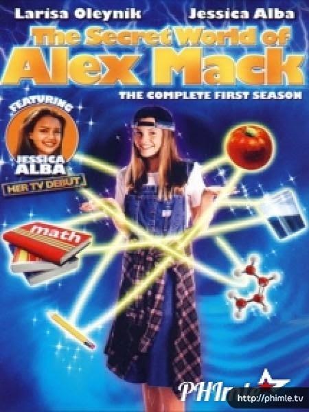 Thế giới bí mật của Alex Mack-Phần 1