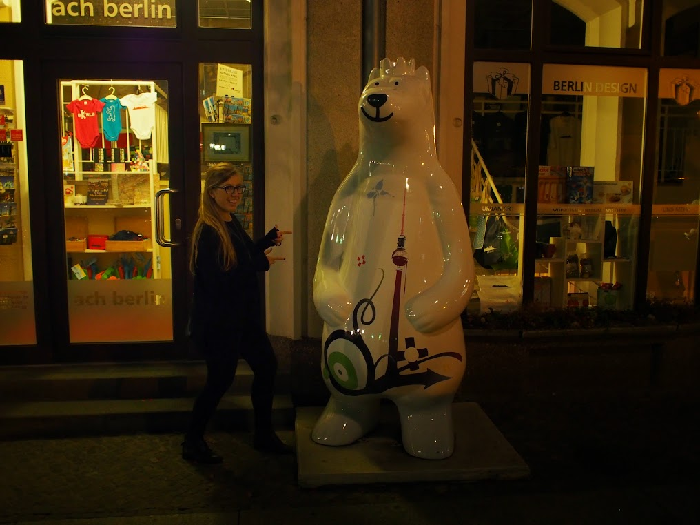 Bears in Berlin