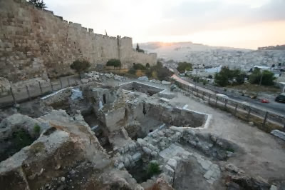 Archaeologists find priestly mansion on Mount Zion