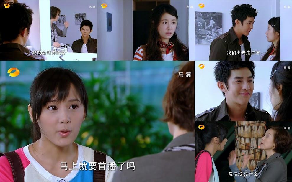 Jiro Wang, Ruby Lin, Hua Yi Han, Xue Qiong Nuan