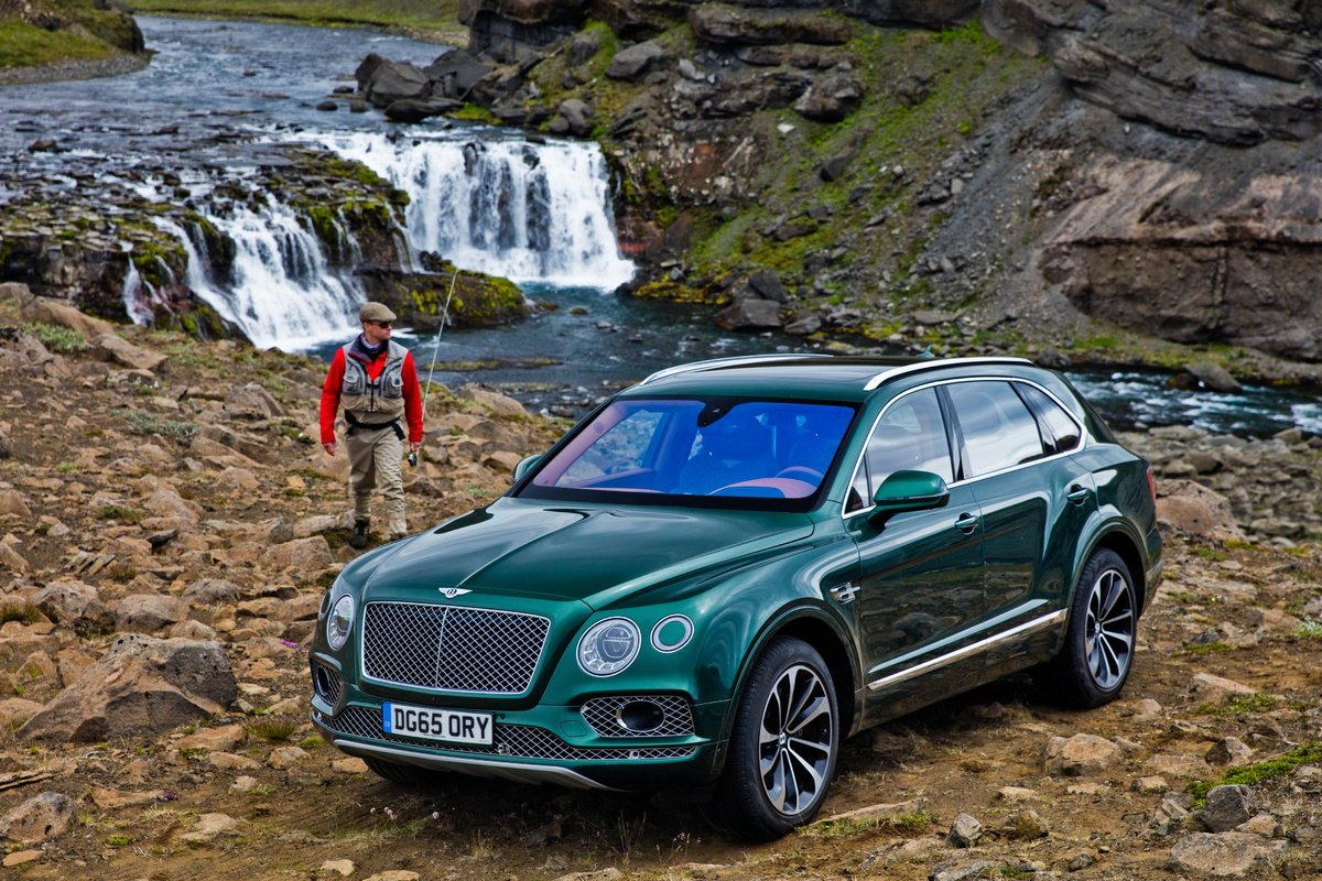 Bentley Bentayga Fly