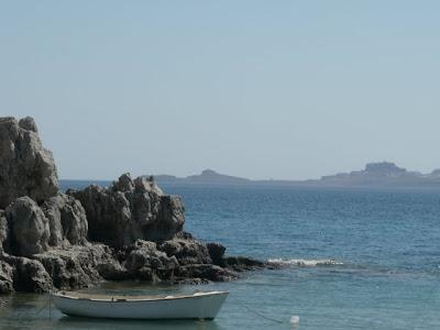 Haraki beach