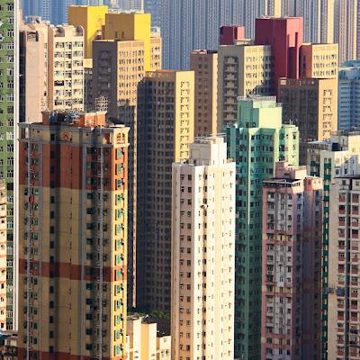 A Colourful Neighbourhood