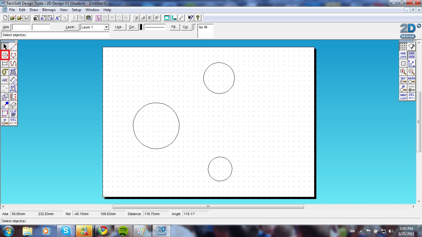 Cad progression aligning different objects in 2d design for 2d blueprint maker