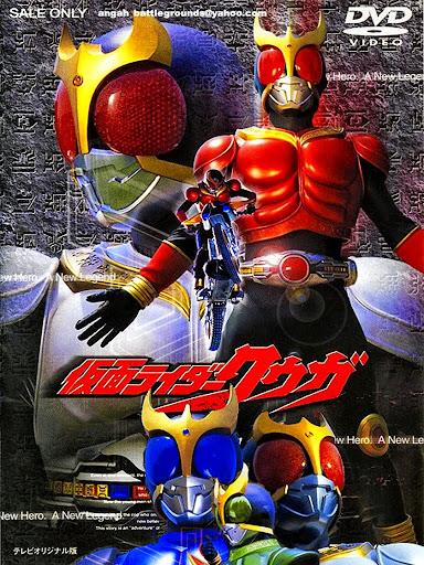 Kamen Rider Kuuga - Siêu Nhân Giấu Mặt Tự Thanh
