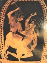 Greek Goddess Adikia Image