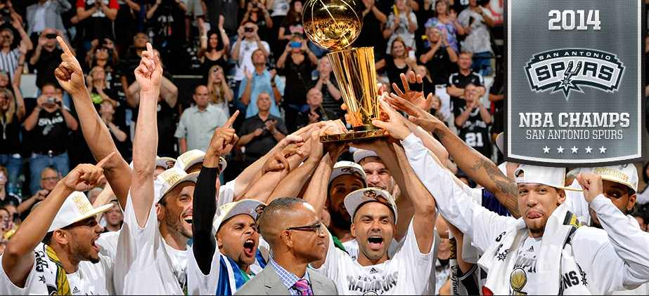 10 Interesting Facts About 2014 NBA Champions Spurs