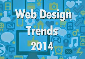 Hãy chọn cho bạn 1 website xu hướng thiết kế 2014 - Web Design Trends For 2014