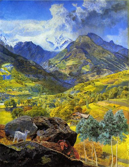 John Edward Brett - The Val d'Aosta