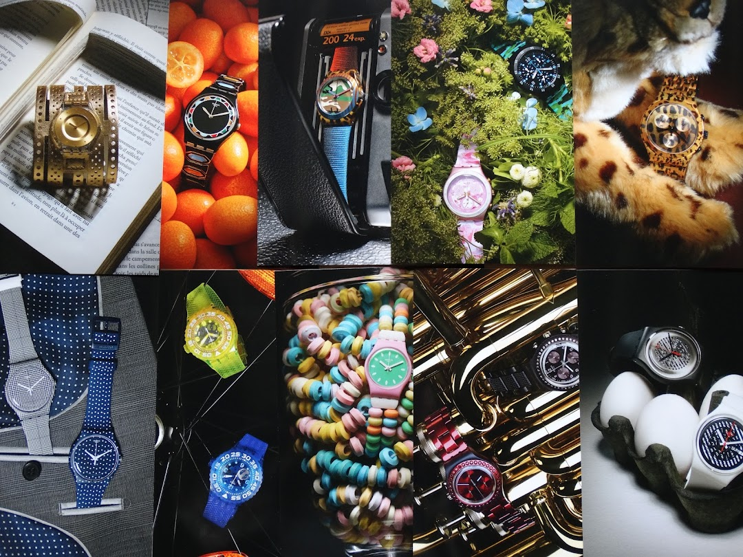 Swatch So Sweet Event