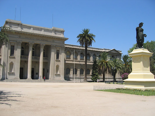 National Museum of Natural History in Chile