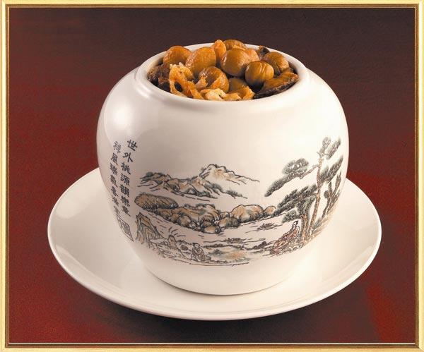 海霸王-大吉大利2012年菜預購 海霸王富貴佛跳牆