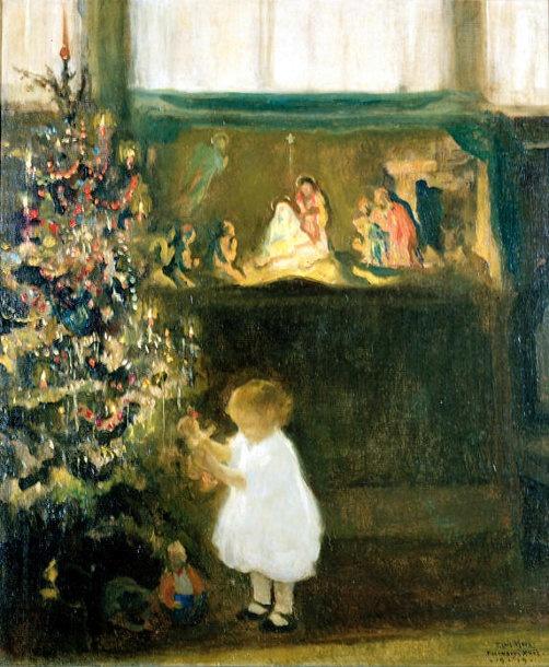 Francis Luis Mora - Rosemary's Christmas
