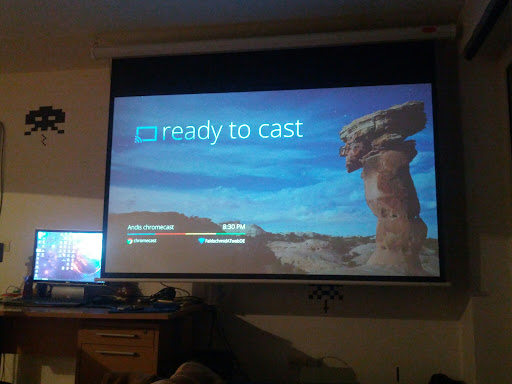 Chrome cast - 2