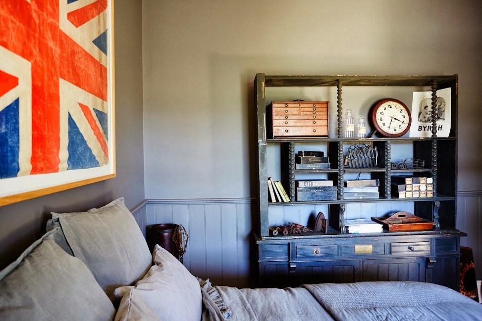 Paredes gris oscuro te atreves for Dormitorio oscuro decoracion
