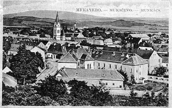 Mukachevo tour