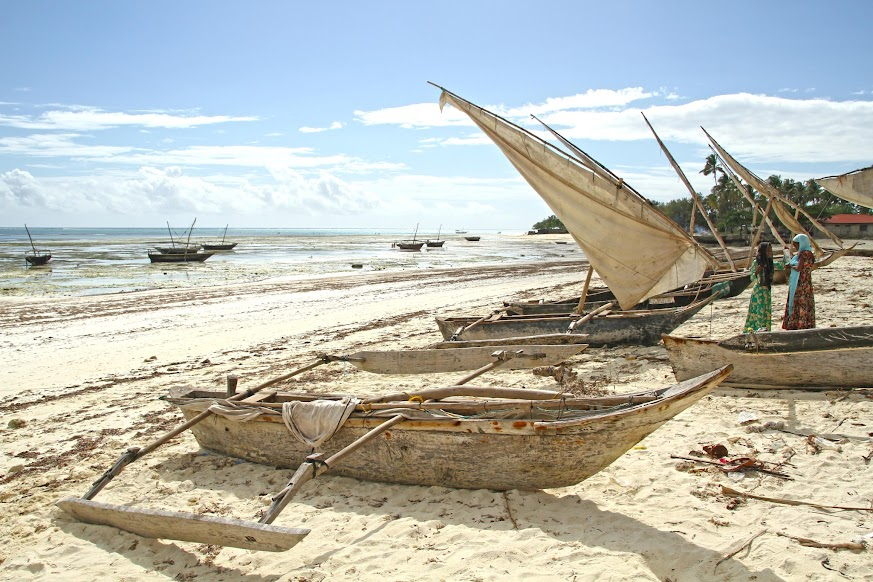 Aproveitar a praia de Nungwi e a nossa despedida de Zanzibar | Tanzânia