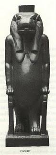 Goddess Taueret Done Image