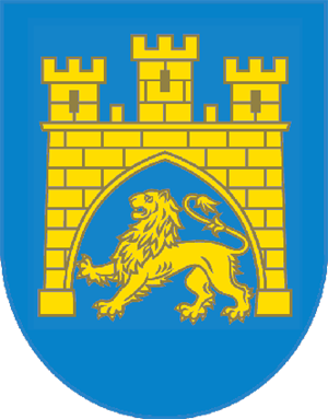 Lviv - Modern coat of arms