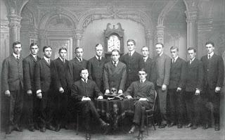 Skull and Bones, foto di gruppo