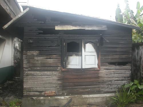 Trano may tao Toamasina