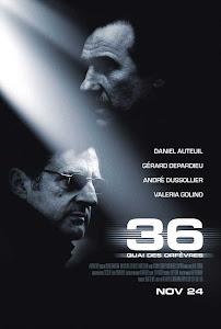 Tranh Đấu - 36th Precinct - 36 Quai Des Orfevres poster