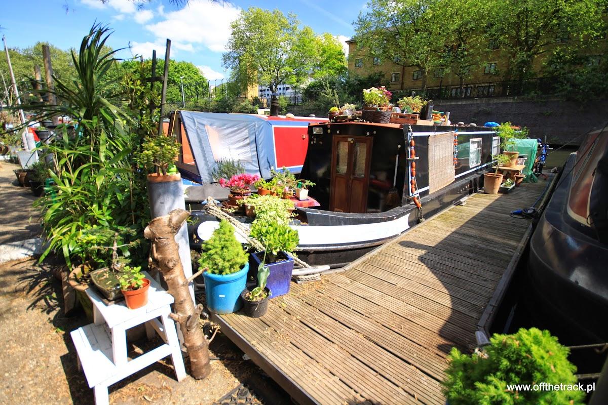 Little Venice i Regent's Canal, Londyn